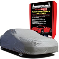 Extra Large Autotecnica Waterproof Car Cover - Suit Up To 516cm (1-188)