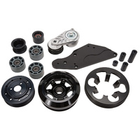Edelbrock 15879 E-Force 8-Rib Belt Drive Upgrade Kit