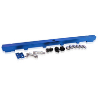 Aeroflow Fuel Rail Kit RB25 Blue