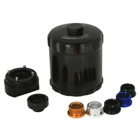 Aeroflow AEROFLOW OIL FILTER BLACK 3/4 13/16 M18 M20 &M22 X 1.5