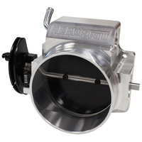 Aeroflow LS CHEV 102MM THROTTLE BODY POLISHED USES STD IDLE & TPS