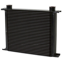 Aeroflow OIL COOLER 330 X 265 X 51mm TRANS OR ENGINE OIL 34 ROW