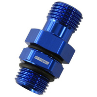 Aeroflow -10 ORB SWIVEL MALE TO 3/8NPT BLUE