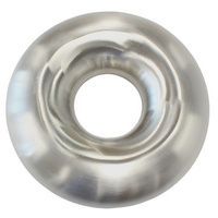 Aeroflow 2.5'' 304 S/S full donut 2.5'' O. D welded outside only