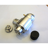 Agency Power Adjustable Blow Off Valve Silver 03-05 Mitsubishi EVO VIII, MR, RS Agency Power