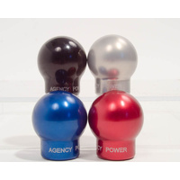 Agency Power 6speed Aluminum Shift Knob Silver Scion FR-S | Subaru BRZ | Toyota GT-86 Agency Power