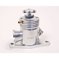 Agency Power Adjustable Blow Off Valve Silver Subaru WRX 04-13 | STI 02-07 Agency Power