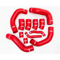 Agency Power 12pc Red Silicone Boost Hose Kit Nissan GT-R R35 Agency Power