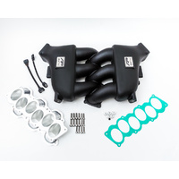 Agency Power Intake Manifold Black Nissan GT-R