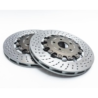 Agency Power 400x34mm Front Brake Rotor Upgrade Nissan GT-R Agency Power