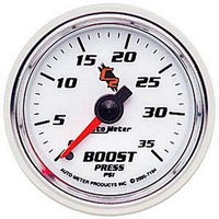 C2 Series Boost Gauge (AU7104)