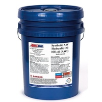 AMSOIL Synthetic Anti-Wear Hydraulic Oil - ISO 46 1x 5 GALLON PAIL