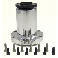 "Billet Blower Drive Snout - With Coupler, 6.90"" Long"