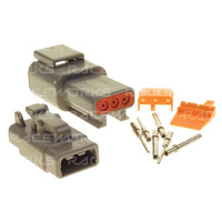 Deutsch Connector DTM 3-Way Kit (CPS-119)