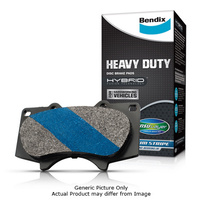 Heavy Duty Rear Brake Pads (DB1332HD)