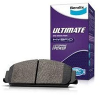 Bendix Ultimate Rear Brake Pads (DB1672ULT)
