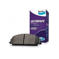 Bendix Ultimate Front Brake Pads (Brembo Caliper) (DB1678ULT)