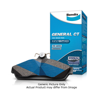 Rear Brake Pads (DB325GCT)