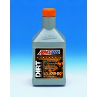 AMSOIL 10W-50 Synthetic Dirt Bike Oil 1x QUART (946ml)