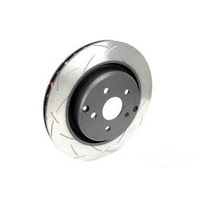 4000 Series T3 Rear Slotted Rotor - 350mm Rotor (DBA42031S)