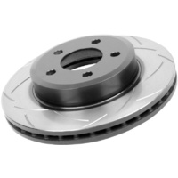 4000 Series T3 Rear Slotted Rotor 10/2005-ON - 308mm Rotor (DBA42309S)