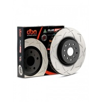 4000 Series T3 Front Slotted Rotor - 320mm Rotor