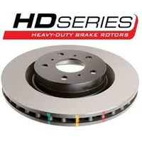 4000 Series T3 Front Standard Rotor - 323mm Rotor (DBA42550)