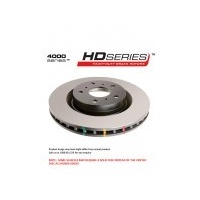 4000 Series T3 Front Standard Rotor - 302.5mm Rotor (DBA42552)