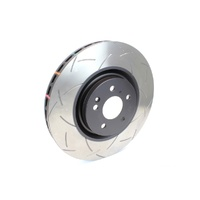 4000 Series T3 Front Slotted Rotor - 350mm Rotor (DBA42698S)