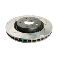 4000 Series T3 Rear Slotted Rotor - 314mm Rotor (DBA42961S)
