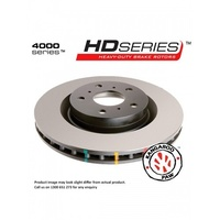 4000 Series T3 Front Standard Rotor - 320mm Rotor (DBA42962)