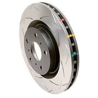4000 Series T3 Front Slotted Rotor - 294mm Rotor (DBA4650S)