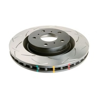 4000 Series T3 Front Slotted Rotor - 323mm Rotor (DBA4718S)