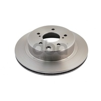 Rear Standard Rotor (Up To 08/1993) - 297mm Rotor (DBA906S)