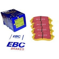Front Brake Pads EBC Yellow Stuff