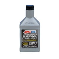 AMSOIL European Car Formula 5W-40 Classic ESP Synthetic Motor Oil 1x QUART (946ml)