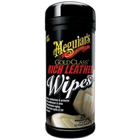 Rich Leather Premium Wipes (25 Pack) (G10900)