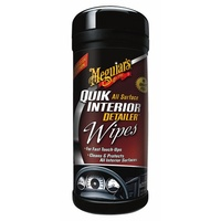 Quik Interior Detailer Wipes Size 25 Pack (G13600)