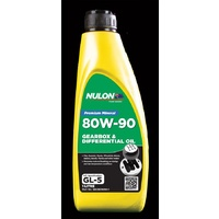 80W-90 Gearbox and Differential Oil - 1L