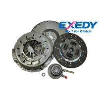 Exedy Single Mass Flywheel Clutch Kit (GMK-7296SMF)