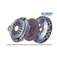 Exedy Sports Organic Single Mass Flywheel Clutch Kit (GMK-7296SMFSO)