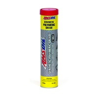 AMSOIL Synthetic Polymeric Off-Road Grease, NLGI #2 1x 15oz (425g) Cartridge