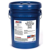 AMSOIL Synthetic Multi-Viscosity Hydraulic Oil - ISO 46 1x 5 GALLON PAIL (18.9L)