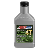 AMSOIL 4T MC5 20W-50 100% Synthetic Performance Motorcycle Oil