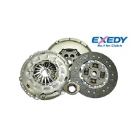 Exedy DMF Clutch Kit - SAC Kit To Suit Dual Mass Flywheel, Flywheel Included (MZK-8170DMF)
