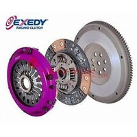 Exedy Hyper Single Plate VF Clutch Kit (CERAMIC FRICTION MATERIAL) (NH01SDV)