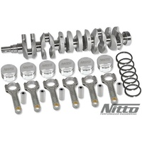 Nitto RB30 DOHC 3.2L STROKER KIT (I-BEAM RODS / 86.0MM BORE) (NIT-STK-RB30ID86)