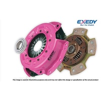 Exedy Heavy Duty Button Clutch Kit (NSK-7050HDB)