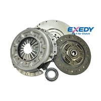Exedy Single Mass Flywheel Conversion Clutch Kit (NSK-7377SMF)