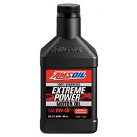 AMSOIL Extreme Power® 0W-40 100% Synthetic Motor Oil